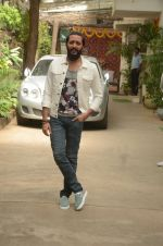 Riteish Deshmukh at Banjo Recording on 6th Sept 2016 (98)_57cfb7e213310.JPG