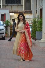 Shamita Shetty at Shilpa Shetty Ganpati visarjan on 6th Sept 2016 (39)_57cfb83451ce6.JPG
