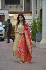 Shamita Shetty at Shilpa Shetty Ganpati visarjan on 6th Sept 2016 (40)_57cfb8378ea8e.JPG
