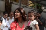 Shilpa Shetty Ganpati visarjan on 6th Sept 2016 (1)_57cfb7ca93159.JPG
