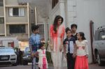 Shilpa Shetty Ganpati visarjan on 6th Sept 2016 (124)_57cfb882227cc.JPG