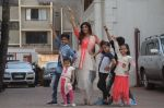 Shilpa Shetty Ganpati visarjan on 6th Sept 2016 (145)_57cfb8b042658.JPG