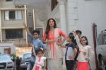 Shilpa Shetty Ganpati visarjan on 6th Sept 2016 (149)_57cfb8c33081c.JPG