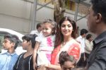 Shilpa Shetty Ganpati visarjan on 6th Sept 2016 (193)_57cfb917c90b3.JPG