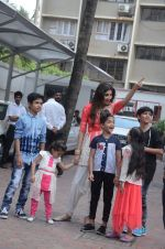 Shilpa Shetty Ganpati visarjan on 6th Sept 2016 (20)_57cfb81f79d52.JPG
