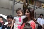 Shilpa Shetty Ganpati visarjan on 6th Sept 2016 (205)_57cfb92aa3e97.JPG