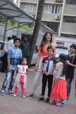 Shilpa Shetty Ganpati visarjan on 6th Sept 2016 (21)_57cfb820ce77d.JPG