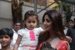 Shilpa Shetty Ganpati visarjan on 6th Sept 2016 (214)_57cfb93926b69.JPG
