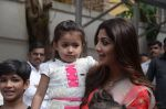 Shilpa Shetty Ganpati visarjan on 6th Sept 2016 (215)_57cfb93c237b9.JPG