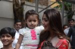 Shilpa Shetty Ganpati visarjan on 6th Sept 2016 (216)_57cfb940d5c25.JPG