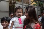 Shilpa Shetty Ganpati visarjan on 6th Sept 2016 (217)_57cfb942016b6.JPG