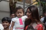 Shilpa Shetty Ganpati visarjan on 6th Sept 2016 (218)_57cfb94337518.JPG