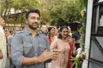 Shilpa Shetty Ganpati visarjan on 6th Sept 2016 (23)_57cfb9ede2921.JPG