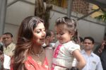 Shilpa Shetty Ganpati visarjan on 6th Sept 2016 (254)_57cfb98219dfb.JPG