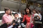 Shilpa Shetty Ganpati visarjan on 6th Sept 2016 (256)_57cfb984e12d4.JPG