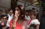 Shilpa Shetty Ganpati visarjan on 6th Sept 2016 (258)_57cfb987d9cc9.JPG