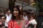 Shilpa Shetty Ganpati visarjan on 6th Sept 2016 (260)_57cfb98a0593b.JPG