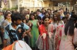 Shilpa Shetty Ganpati visarjan on 6th Sept 2016 (36)_57cfb9f83e46d.JPG