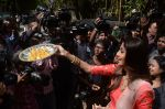 Shilpa Shetty Ganpati visarjan on 6th Sept 2016 (84)_57cfb83c25087.JPG