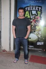 Sohail Khan at Freaky Ali promotions in Mumbai on 6th Sept 2016 (8)_57cfb6322ff5d.JPG