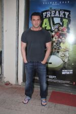 Sohail Khan at Freaky Ali promotions in Mumbai on 6th Sept 2016 (9)_57cfb63c7420c.JPG