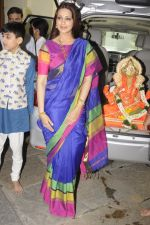 Sonali Bendre_s Ganapati Visarjan on 6th Sept 2016 (20)_57cfb89d27a3d.JPG