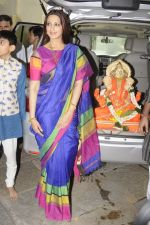 Sonali Bendre_s Ganapati Visarjan on 6th Sept 2016 (22)_57cfb8a493ff4.JPG