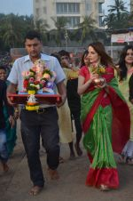 Suzanne Khan_s Ganpati Visarjan on 6th Sept 2016 (20)_57cfb8c41322f.JPG