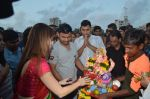 Suzanne Khan_s Ganpati Visarjan on 6th Sept 2016 (26)_57cfb8cddbc29.JPG