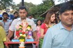 Suzanne Khan_s Ganpati Visarjan on 6th Sept 2016 (3)_57cfb89eeafcc.JPG