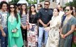 avitesh,poonam dhillon,shree rajput,ekta jain,jackie shroff,vijayta shrivastava & sweta pandit at Late Aadesh Shrivastava Chowk inauguration in Andheri W on 6th Sept 2016_57cf9cd53464e.jpg
