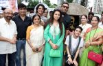 govind nihlani,kishan kumar,bhawana somaya,avitesh,poonam dhillon,jackie shroff,anivesh,vijayta shrivastava & jyotsna dighe at Late Aadesh Shrivastava Chowk inauguration in Andheri W on 6th Sept 2016_57cf9cbc0a4ad.jpg