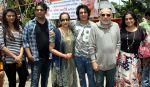 shree rajput,harshvardhan joshi,sweta pandit,avitesh,j p dutta & ekta jain at Late Aadesh Shrivastava Chowk inauguration in Andheri W on 6th Sept 2016 (2)_57cf9d2524731.jpg