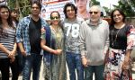 shree rajput,harshvardhan joshi,sweta pandit,avitesh,j p dutta & ekta jain at Late Aadesh Shrivastava Chowk inauguration in Andheri W on 6th Sept 2016_57cf9d2295144.jpg