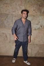 Arbaaz Khan at Freaky Ali screening on 7th Sept 2016 (27)_57d10d80b1515.JPG