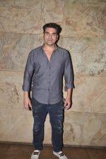 Arbaaz Khan at Freaky Ali screening on 7th Sept 2016 (29)_57d10d9a34aca.JPG