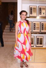 Dia Mirza during the launch of India_s first customized gold coin store IBJA Gold, in Mumbai on 7th Sept 2016 (48)_57d10f6024238.JPG