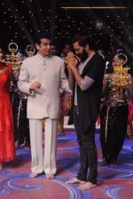 Jeetendra, Ritesh Deshmukh promote Banjo on the sets of Kumkum Bhagya on 7th Sept 2016 (162)_57d10bbd5fc3f.JPG
