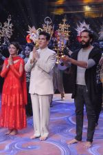 Jeetendra, Ritesh Deshmukh promote Banjo on the sets of Kumkum Bhagya on 7th Sept 2016 (178)_57d10bca9c1bc.JPG