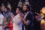 Jeetendra, Ritesh Deshmukh promote Banjo on the sets of Kumkum Bhagya on 7th Sept 2016 (184)_57d10bd25cc0a.JPG