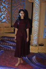 Nargis Fakhri promote Banjo on the sets of Kumkum Bhagya on 7th Sept 2016 (162)_57d10c048f29f.JPG