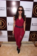 Preity Zinta during the launch of India_s first customized gold coin store IBJA Gold, in Mumbai on 7th Sept 2016 (35)_57d10f9697897.JPG