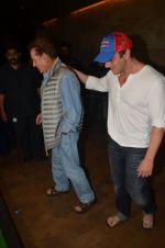 Salim Khan, Sohail Khan at Freaky Ali screening on 7th Sept 2016 (58)_57d10e3b69062.JPG