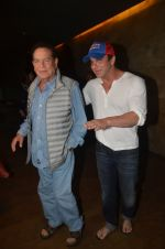 Salim Khan, Sohail Khan at Freaky Ali screening on 7th Sept 2016 (55)_57d10e3757a32.JPG