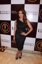 Sana Khan during the launch of India_s first customized gold coin store IBJA Gold, in Mumbai on 7th Sept 2016 (49)_57d10fbb6d85c.JPG