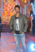 Shabbir Ahluwalia on the sets of Kumkum Bhagya on 7th Sept 2016 (97)_57d10ca99c6d7.JPG