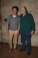 Sharman Joshi, Prem Chopra at Freaky Ali screening on 7th Sept 2016 (11)_57d10e6d52b0f.JPG