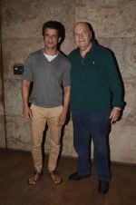 Sharman Joshi, Prem Chopra at Freaky Ali screening on 7th Sept 2016 (12)_57d10e6ea78ed.JPG