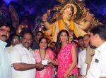 Shilpa Shetty Visit At Chinchpokli Cha Chintamani on 7th Sept 2016 (10)_57d101fcef223.jpg