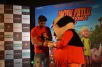 Sushant Singh Rajput supports Motu Patlu 3d film  on 8th Sept 2016 (2)_57d120427088d.JPG